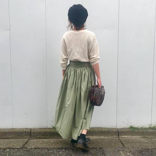 """mika on Instagram: """"* * 寒いとワッフルさん着がち。 #久々のデコ出し #富士額 * * #今日の服 #今日のコーデ #ママコーデ #ママファッション #お洒落さんと繋がりたい #古着好きな人と繋がりたい #プチプラコーデ #2児ママ #スナップミー #mery #mineby3mootd…"""" (97096)"""