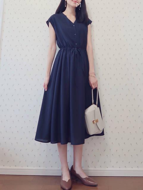 買ってよかったGUワンピ♪ | 幸せになるための大人可愛いファッションブログ (97693)