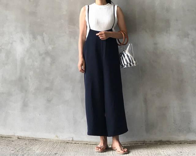 【GU人気商品】ずっと待っていた再入荷サロペット♡♡ | 元秘書がGUコーデで叶える☆30代の上質ファッション (100972)
