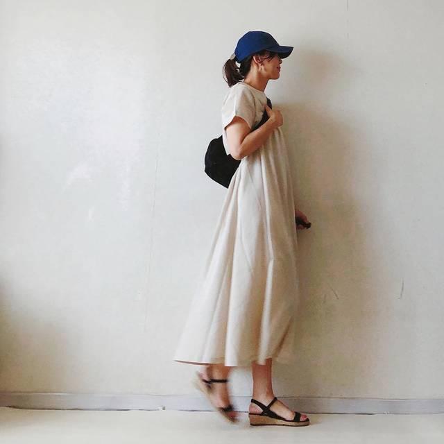 """nodoka on Instagram: """"暑すぎてスカートかワンピースしか着ていない…💦 💪 筋トレが流行る前から筋トレしていた友だちにO脚や内股の相談をしたら 「マニアックすぎてわからないと思うけど…」と自分が経験した姿勢や足の使い方について教えてくれた👀…"""" (102434)"""