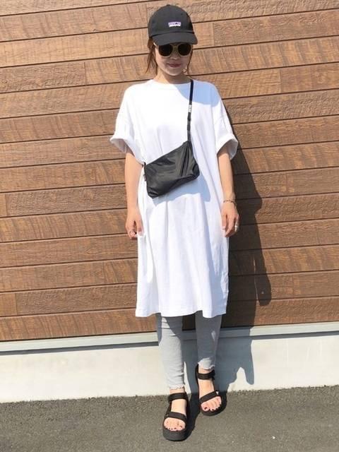 k c o ◡̈♥︎|ユニクロのワンピース・ドレスを使ったコーディネート - WEAR (102574)