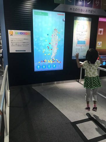 東芝未来科学館 | 双子とAYAKAの成長ブログ (103928)