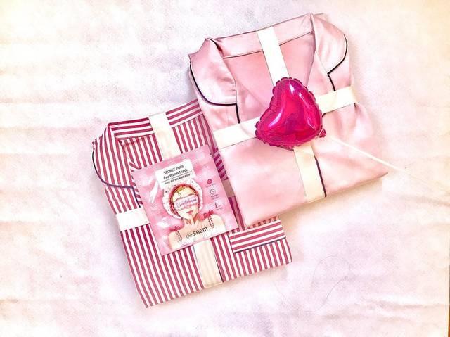 """RIRIKA HARADA🌷 on Instagram: """"♡ ・ ・ 今更すぎの投稿!笑 ちょうまえに流行ったやつね😭 ・ ・ #thesaem #ザセム #置き画くら部 #置き画 #置き画倶楽部 #置き画くらぶ #置き画クラブ #pink #ピンク #gu #gupajama #ジーユー #ジーユーパジャマ#パジャマ…"""" (105830)"""