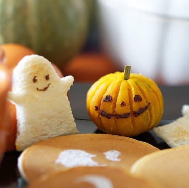 ハロウィン♪かぼちゃの茶巾 by ぷるベリー 【クックパッド】 簡単おいしいみんなのレシピが297万品 (107051)