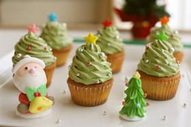 簡単!クリスマスツリーのカップケーキ★☆ by 子供と作るウチご飯 【クックパッド】 簡単おいしいみんなのレシピが297万品 (108478)