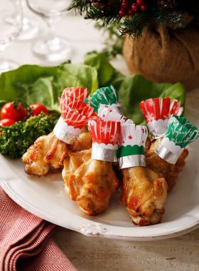 手羽元で簡単♪クリスマスチキン by PIXUS 【クックパッド】 簡単おいしいみんなのレシピが297万品 (108541)