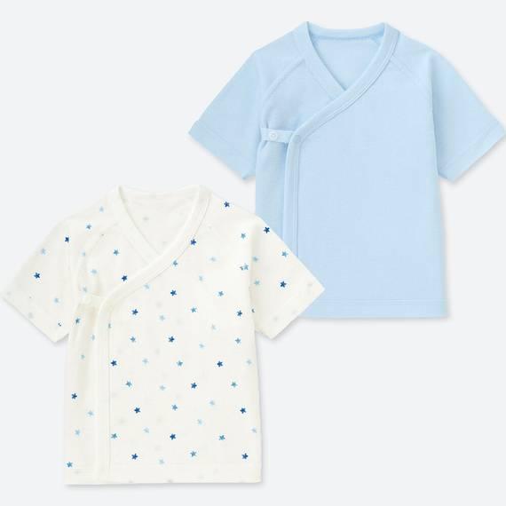 ユニクロ|タンハダギ(スター・ハート・2枚組)|BABY(赤ちゃん服)|公式オンラインストア(通販サイト) (109987)