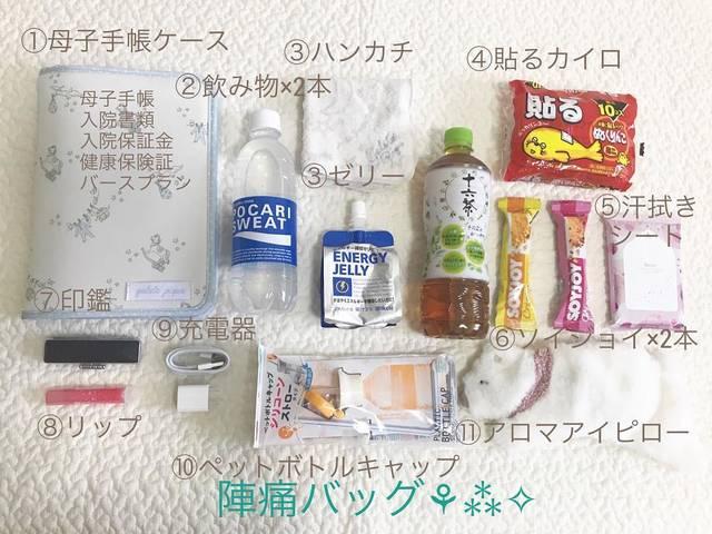 """yuka on Instagram: """". 陣痛バッグ&入院バッグをようやく用意しました𓈒𓏸❁ . 𓆸病院で準備してくれるもの𓆸 ⍣円座クッション ⍣テニスボール ⍣ナプキン(S20、M10、L5個入り) ⍣産褥用パッド ⍣産褥ショーツ1枚 ⍣母乳パッド ⍣おへその消毒 ⍣ガーゼハンカチ10枚 ⍣ティッシュ…"""" (113706)"""