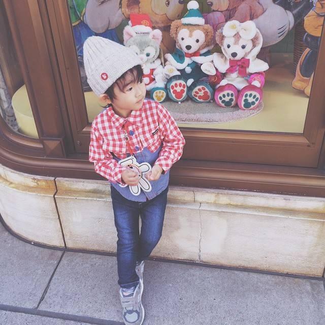 "Riichi on Instagram: ""Tokyo Disneyland #kids #子供 #instagood #親バカ部"" (115724)"
