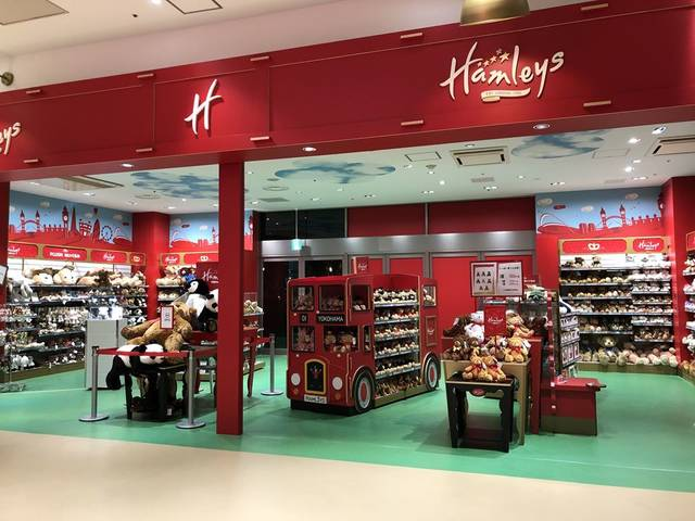 ハムリーズ 横浜ワールドポーターズ店に行ってきた。遊び満載で子供満足度が高い!|1201横浜 (123481)