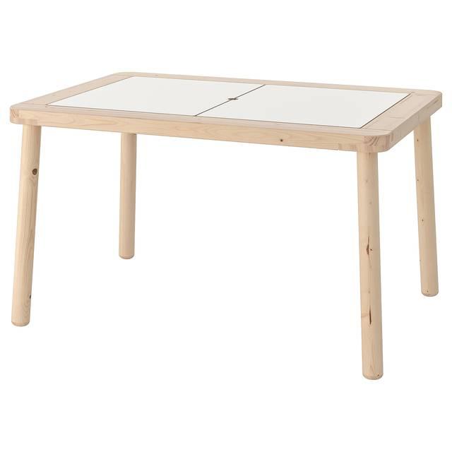 FLISAT フリサット 子ども用テーブル   - IKEA (128237)