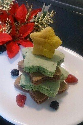 離乳食☆1歳からのクリスマスツリーケーキ by ユリmama 【クックパッド】 簡単おいしいみんなのレシピが318万品 (128786)
