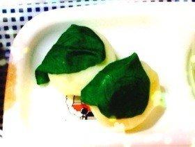 子供の日★離乳食ポテト柏餅 by おふろん 【クックパッド】 簡単おいしいみんなのレシピが327万品 (131546)
