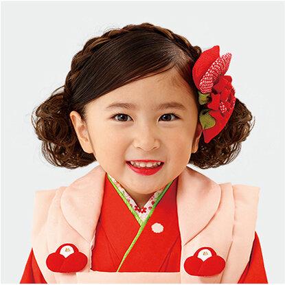 七五三 女の子のヘアアレンジについて|こども写真館スタジオアリス|写真スタジオ・フォトスタジオ (133693)