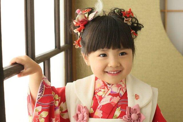 【着付け師が解説】七五三の髪型・3歳の女の子におすすめな髪型を紹介 | サンキュ! (133998)