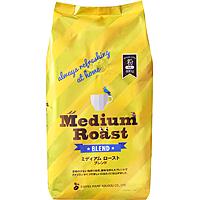 ミディアムローストブレンド粉400g【浅煎り】 - 商品紹介|プロの品質とプロの価格の業務スーパー (134518)