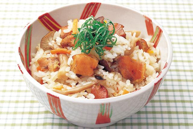 炊き込みとり御飯   ホテイフーズ (134544)