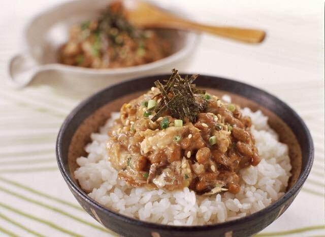 さば納豆ごはん 簡単しあわせレシピ マルハニチロ (134546)