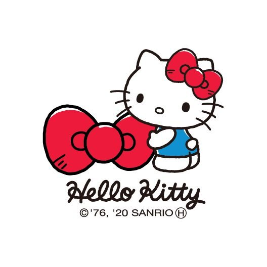 © 1976, 2020 SANRIO CO., LTD.Ⓗ  (135646)