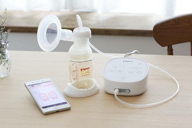ピジョンさく乳器母乳アシスト 電動ProPersonal(プロパーソナル)   ママのはじめてサポートサイト   ピジョンインフォ (137266)