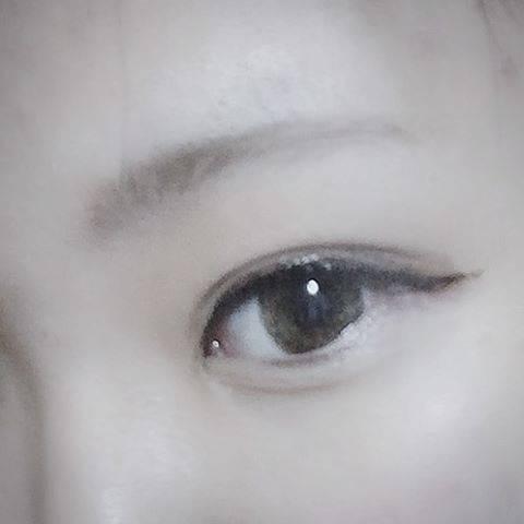 """saw on Instagram: """"ラクオリ買って良かった😊#二重 #ラクオリ #self #makeup #eye"""" (88616)"""