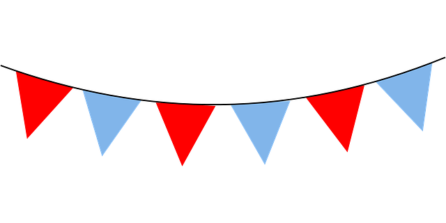 Free vector graphic: Red, Decorations, Blue, Triangle - Free Image on Pixabay - 304532 (18094)
