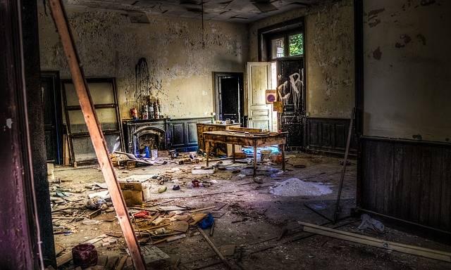 Free photo: Abandon, Squatting, Trash, Squat - Free Image on Pixabay - 1901087 (38523)
