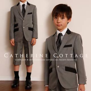 【楽天市場】入学式 男の子 スーツ シャツ・ネクタイ付き (6378)