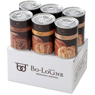Amazon | ボローニャ 缶deボローニャ 6缶セット 1.2kg (9809)