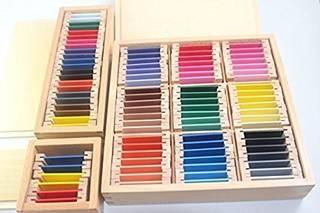 Amazon | 色板第1、2、3の箱セット (13611)