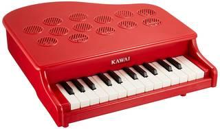自分で弾いて、正確な音階で返ってくる子ども向け楽器。