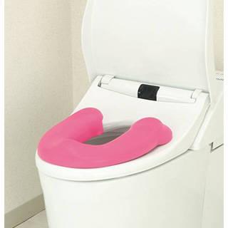 丸洗いしやすい形状で、ポンと置くだけ。取り付けがラク。