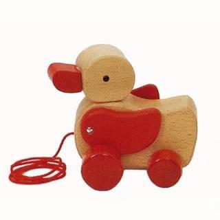Amazon | プルトーイ あひる | 木のおもちゃ・積み木 通販 (17446)