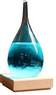 Amazon|ストームグラス 天気予報器(結晶観察器) (18237)