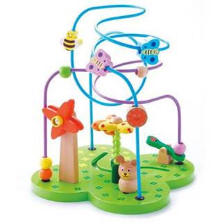 Amazon | 木のおもちゃ 知育玩具 おさんぽくまさん (18330)