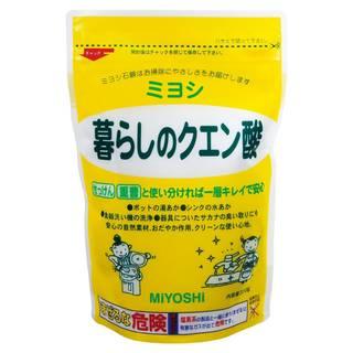 Amazon | 暮らしのクエン酸 330g | キッチンクリーナー剤 通販 (22040)