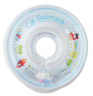 Amazon: Swimava うきわ首リング (22856)