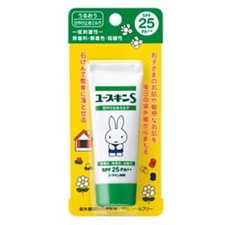 Amazon | ユースキンS UVミルク SPF25 PA++ 40g (敏感肌用 日焼け止め) (23527)