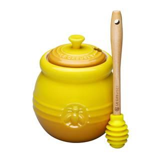 Amazon|ルクルーゼ Stoneware Honey Pot 「並行輸入品」 (27438)