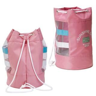 Amazon | スクール水泳用品 メッシュ型スイミングバッグ (27489)