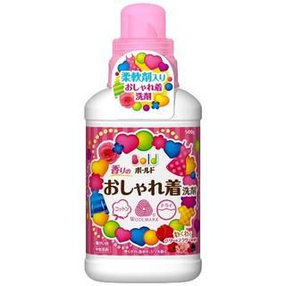 Amazon | ボールド 洗濯洗剤 液体 香りのおしゃれ着洗剤 500g (28948)