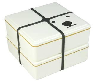 Amazon|三好製作所 保冷剤一体型 ランチボックス GEL-COOま(じぇるくーま) JUBAKO 2段 GC-352|弁当箱 オンライン通販 (28960)