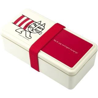 Amazon.co.jp : 三好製作所 保冷剤一体型 ランチボックス GEL-COOL×LISA LARSON MIKEY (SG) ホワイト×レッド GC-141 : ホーム&キッチン (28961)