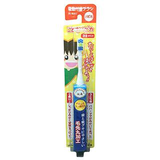 Amazon | ミニマム 電動付歯ブラシ こどもハピカ (31598)