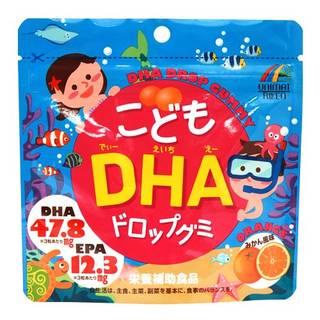 Amazon.co.jp:ユニマットリケン こどもDHAドロップグミ 90粒 (31626)