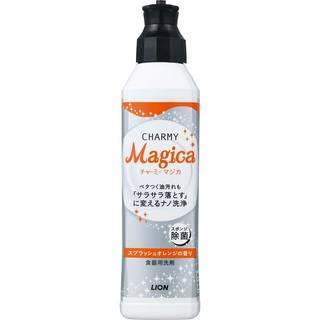 Amazon | チャーミーマジカ 食器用洗剤 スプラッシュオレンジの香り 本体 230ml (32795)