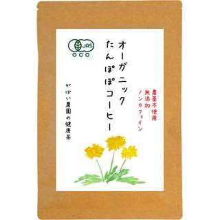 Amazon | オーガニック たんぽぽコーヒー 2g×40包 (33410)