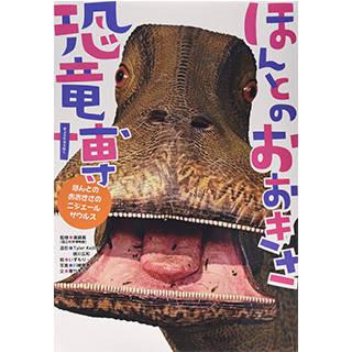 ほんとのおおきさ恐竜博   Amazon (34564)
