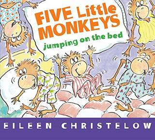 Amazon.co.jp: Five Little Monkeys Jumping on the Bed (A Five Little Monkeys Story): Eileen Christelow: 洋書 (36622)
