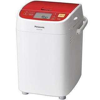 Amazon | パナソニック ホームベーカリー 1斤タイプ レッド SD-BH1001-R (41056)